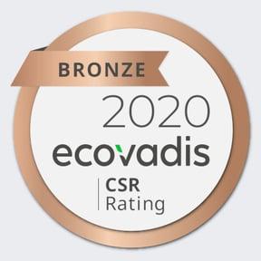 Ecovadis-csr-rating_Down Under_bronze 2020