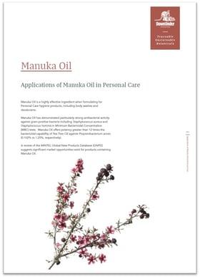 Manuka White Paper Thumbnail