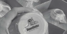 Sustainable packaging with Down Under security seals